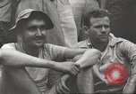 Image of American prisoners of war Philippines, 1945, second 32 stock footage video 65675062294