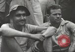 Image of American prisoners of war Philippines, 1945, second 33 stock footage video 65675062294