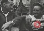 Image of American prisoners of war Philippines, 1945, second 34 stock footage video 65675062294