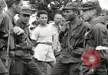 Image of American prisoners of war Philippines, 1945, second 41 stock footage video 65675062294