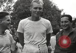 Image of American prisoners of war Philippines, 1945, second 47 stock footage video 65675062294