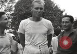 Image of American prisoners of war Philippines, 1945, second 48 stock footage video 65675062294
