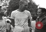 Image of American prisoners of war Philippines, 1945, second 49 stock footage video 65675062294