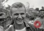 Image of American prisoners of war Philippines, 1945, second 51 stock footage video 65675062294