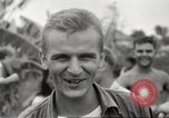Image of American prisoners of war Philippines, 1945, second 52 stock footage video 65675062294