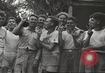 Image of American prisoners of war Philippines, 1945, second 54 stock footage video 65675062294