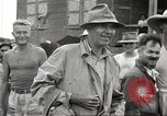 Image of American prisoners of war Philippines, 1945, second 59 stock footage video 65675062294