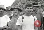Image of American prisoners of war Philippines, 1945, second 62 stock footage video 65675062294