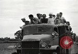 Image of American prisoners of war Philippines, 1945, second 9 stock footage video 65675062295