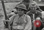 Image of American prisoners of war Philippines, 1945, second 10 stock footage video 65675062295