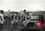 Image of American prisoners of war Philippines, 1945, second 19 stock footage video 65675062295