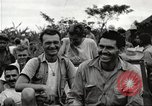 Image of American prisoners of war Philippines, 1945, second 21 stock footage video 65675062295