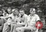 Image of American prisoners of war Philippines, 1945, second 27 stock footage video 65675062295