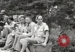 Image of American prisoners of war Philippines, 1945, second 28 stock footage video 65675062295