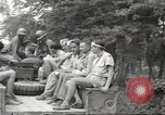 Image of American prisoners of war Philippines, 1945, second 29 stock footage video 65675062295