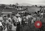 Image of American prisoners of war Philippines, 1945, second 32 stock footage video 65675062295