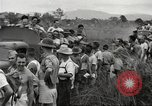 Image of American prisoners of war Philippines, 1945, second 33 stock footage video 65675062295