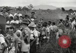 Image of American prisoners of war Philippines, 1945, second 34 stock footage video 65675062295