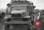 Image of American prisoners of war Philippines, 1945, second 41 stock footage video 65675062295