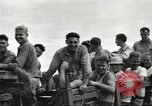 Image of American prisoners of war Philippines, 1945, second 42 stock footage video 65675062295