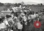 Image of American prisoners of war Philippines, 1945, second 46 stock footage video 65675062295