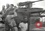 Image of American prisoners of war Philippines, 1945, second 53 stock footage video 65675062295