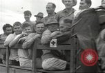 Image of American prisoners of war Philippines, 1945, second 54 stock footage video 65675062295