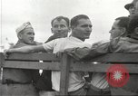 Image of American prisoners of war Philippines, 1945, second 56 stock footage video 65675062295