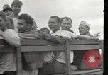 Image of American prisoners of war Philippines, 1945, second 58 stock footage video 65675062295