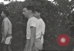 Image of American prisoners of war Philippines, 1945, second 11 stock footage video 65675062296