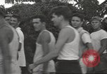Image of American prisoners of war Philippines, 1945, second 15 stock footage video 65675062296