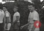 Image of American prisoners of war Philippines, 1945, second 16 stock footage video 65675062296