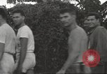 Image of American prisoners of war Philippines, 1945, second 17 stock footage video 65675062296