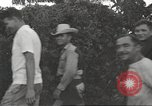 Image of American prisoners of war Philippines, 1945, second 19 stock footage video 65675062296
