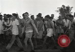 Image of American prisoners of war Philippines, 1945, second 34 stock footage video 65675062296