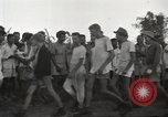 Image of American prisoners of war Philippines, 1945, second 37 stock footage video 65675062296