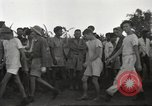 Image of American prisoners of war Philippines, 1945, second 39 stock footage video 65675062296