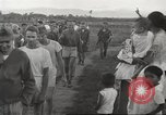 Image of American prisoners of war Philippines, 1945, second 50 stock footage video 65675062296