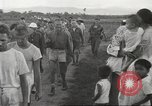 Image of American prisoners of war Philippines, 1945, second 52 stock footage video 65675062296