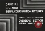 Image of American prisoners of war Philippines, 1945, second 1 stock footage video 65675062297