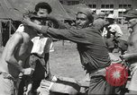 Image of American prisoners of war Philippines, 1945, second 5 stock footage video 65675062297