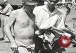 Image of American prisoners of war Philippines, 1945, second 13 stock footage video 65675062297