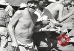 Image of American prisoners of war Philippines, 1945, second 15 stock footage video 65675062297