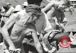 Image of American prisoners of war Philippines, 1945, second 17 stock footage video 65675062297