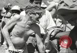 Image of American prisoners of war Philippines, 1945, second 18 stock footage video 65675062297