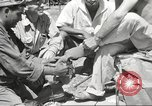 Image of American prisoners of war Philippines, 1945, second 20 stock footage video 65675062297