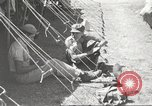 Image of American prisoners of war Philippines, 1945, second 34 stock footage video 65675062297