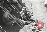 Image of American prisoners of war Philippines, 1945, second 36 stock footage video 65675062297
