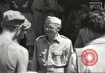 Image of American prisoners of war Philippines, 1945, second 47 stock footage video 65675062297