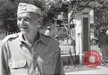 Image of American prisoners of war Philippines, 1945, second 2 stock footage video 65675062298